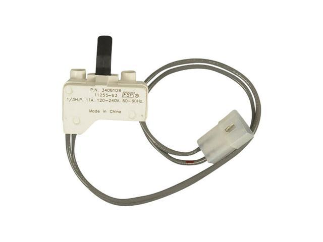 Genuine WE04X10052 GE Washer Dryer Combo Door Switch Assembly photo