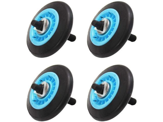 Siwdoy Pack Of 4 Dc97-16782A Dryer Drum Roller Compatible With Samsung Replace D photo