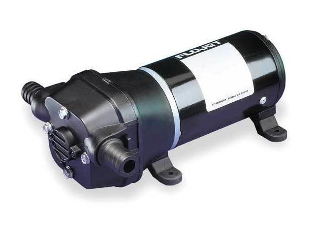 FLOJET 04125114G Pump, Bilge/Sump,12 Vdc photo