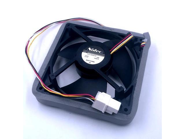refrigerator cooling fan Nidec U12E12MS4A3-57 J232 DC12V 0.17A 4Lines photo