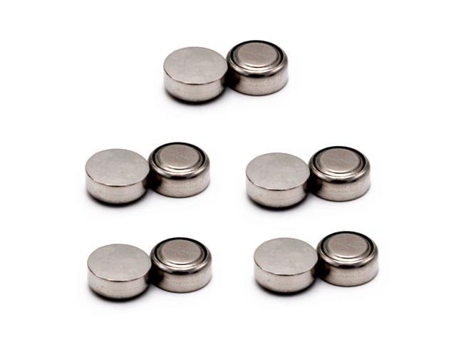 10PCS LR44 Button Batteries 1.5V AG13 A76 Coin Alkaline Battery for Watch Electronic Toy Remote Small Electrical Appliances photo