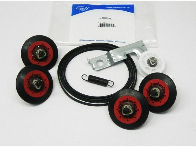Dryer Repair Maintenace Kit for LG Belt Idler Pulley Rollers photo