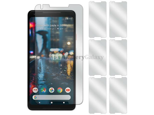 1 3 6 10 100 Lot LCD HD Screen Protector for Android Phone Google Pixel 2 XL