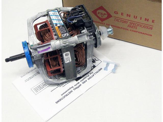 OEM Dryer Motor 279827 for Roper Kenmore AP3094245 PS334304 photo