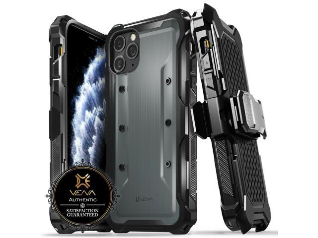 [vArmor] Heavy Duty Rugged Shockproof Holster Case for iPhone 11 Pro Max