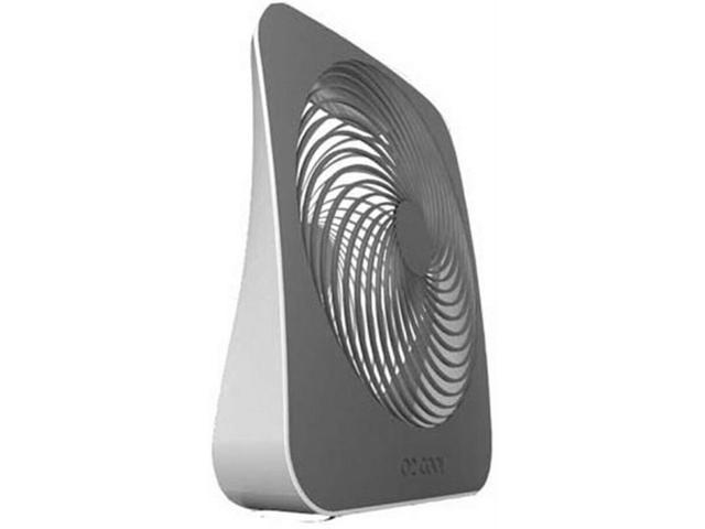 10' Batt/Elec Port Fan, by Glj Llc, Dba O2-Cool, (O2Cool 10' Portable Fin Fan ) photo