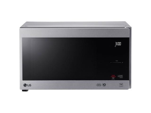 LG 0.9 Cu. Ft. NeoChef Countertop Microwave in Stainless Steel - LMC0975ST photo