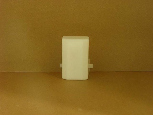 Genuine 99110437 Kenmore Range Hood Light Lens photo
