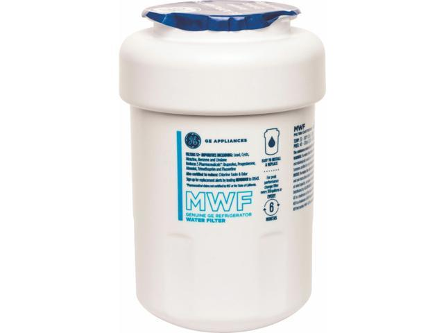 Replacement Water Filter for Select GE Side-by-Side and Bottom-Freezer Refrig. photo
