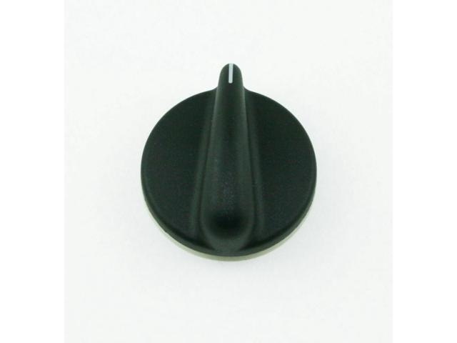 Genuine WB03T10242 GE Cooktop Knob Gas Vlv (prf-Bk) photo