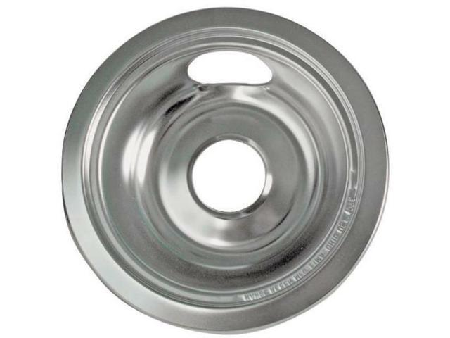 CAMCO 00403 6' INCH CHROME OVEN STOVE RANGE DRIP PAN BOWL GE & HOTPOINT 6299192 photo