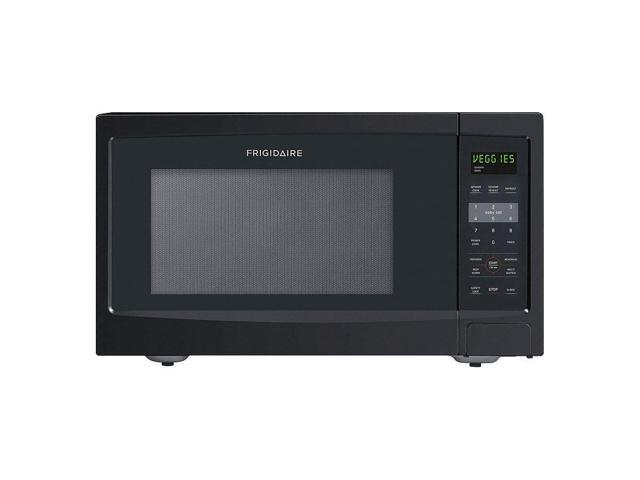 FRIGIDAIRE FFMO1611LB Microwave, Countertop,1100W,Black photo