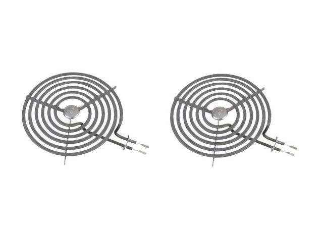 (2) Electric Burner for GE 8' Stove Cooktop Element HTEA008 photo