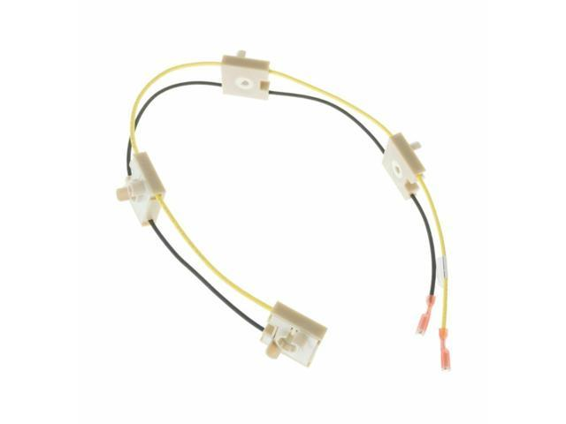 Genuine WB18T10339 GE Cooktop Harness Switch photo