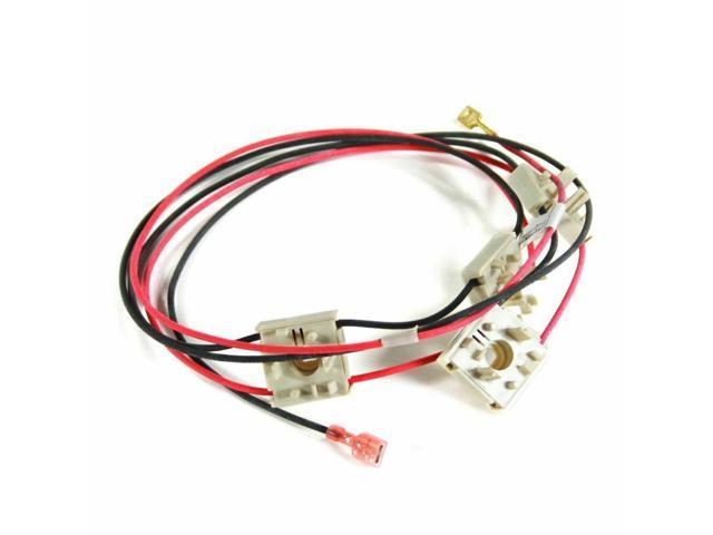 Genuine 316219019 Frigidaire Range Wiring Harness photo