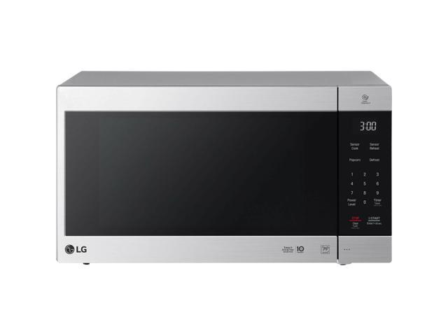 LG Countertop Microwave Smart Inverter Appliance 2.0 Cu Ft 1200W Stainless Steel photo