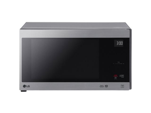 LG 1.5 Cu. Ft. NeoChef Countertop Microwave in Stainless Steel - LMC1575ST photo
