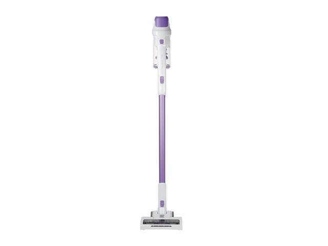 Kenmore 21.6V Lightweight 2-in-1 Vacuum, Hybrid, HEPA Filter, Lithium Ion Battery, 2-Speed Settings, Combo Tool Cordless Stick Vac, Purple photo