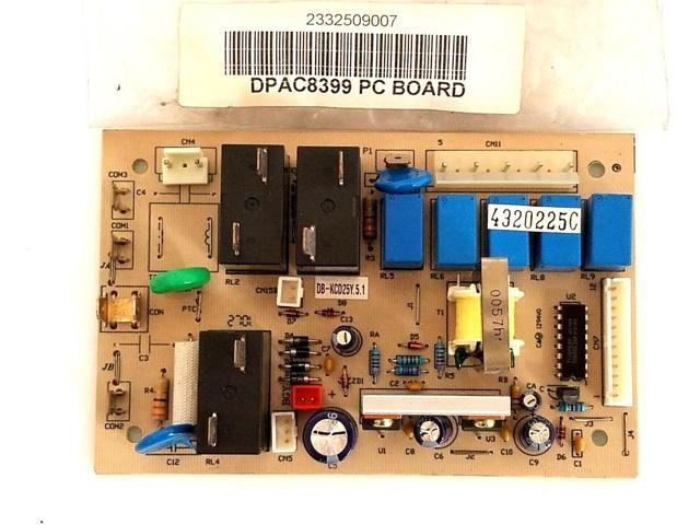 DANBY DPAC8399 Air Conditioner PC Board 2332509007, photo