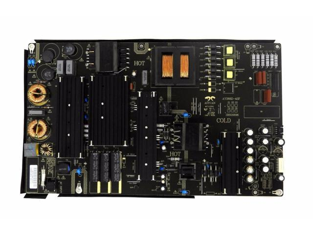 Recertified - Haier 65UF2505A Power Supply Board AY268D-4SF01 photo