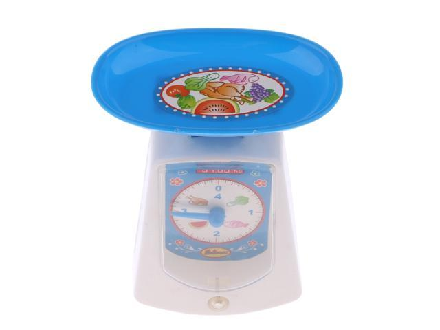 Simulation Mini Home Appliances Model Kids Pretend Play Toy Electronic Scale photo