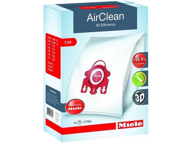 Miele Vacuum Cleaner Bags Type FJM AirClean photo