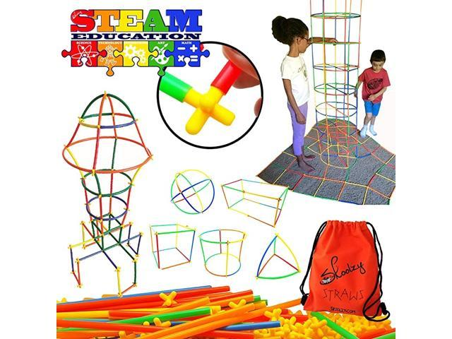 STEM Toys Connecting Straws Building Kits