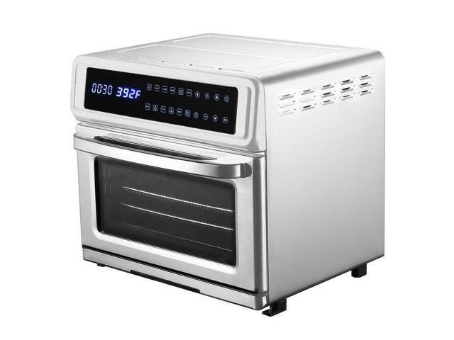 ZOKOP 1700W Rotisserie Air Fryer Oven 20L Dehydrator Roaster 8 Accessories 2020 photo