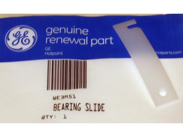 WE3M51 Dryer Drum Bearing Slides Glides AP2041852 PS266747 photo