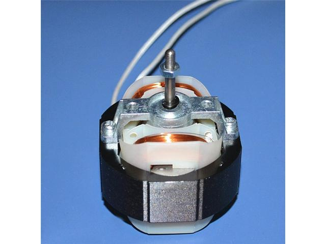 Replacement YJ5820 Shaded Pole Motor for Automatic Hand Dryers 220V AC Motor for Electric Heaters Repair Part photo