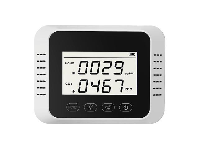 SmartMeasure X7 Air Quality Monitor CO2 detector for home office photo