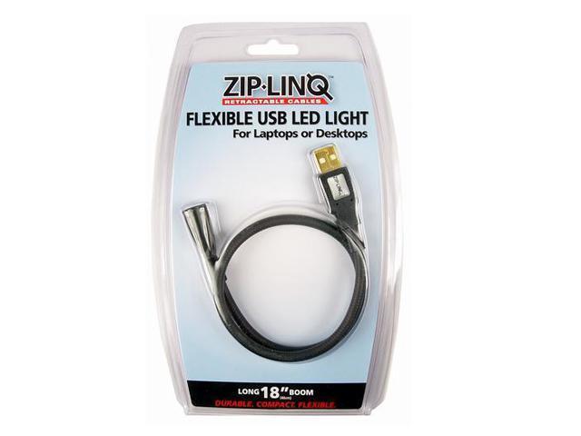 USB POWERED ZIP-LIGHT NEW IN PACKAGE ZIP-LINQ NOTEBOOK LIGHT
