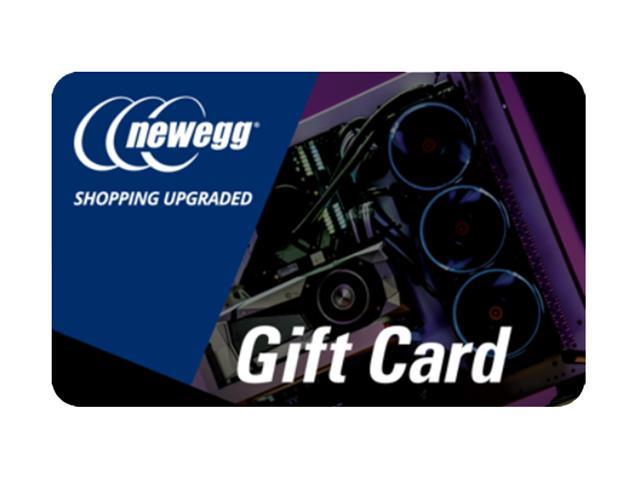Image of Newegg Gift Certificate