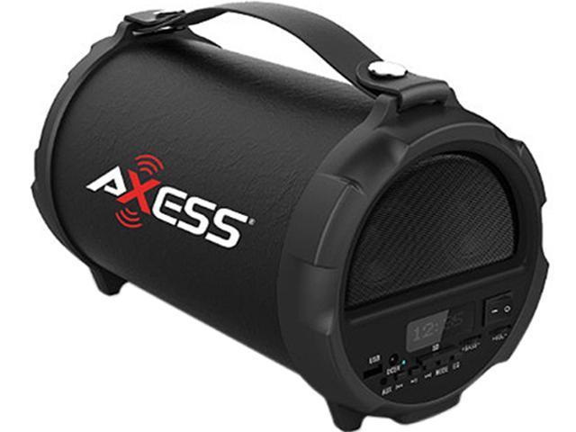 "Axess HIFI Bluetooth 100"" Subwoofer/Vibrating Disk 100.10 Speaker (Black)  SPBT10037"