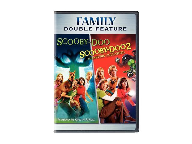 Scooby Doo Movie Scooby Doo 2 Monsters Unleashed Dvd Dbfe Newegg Com