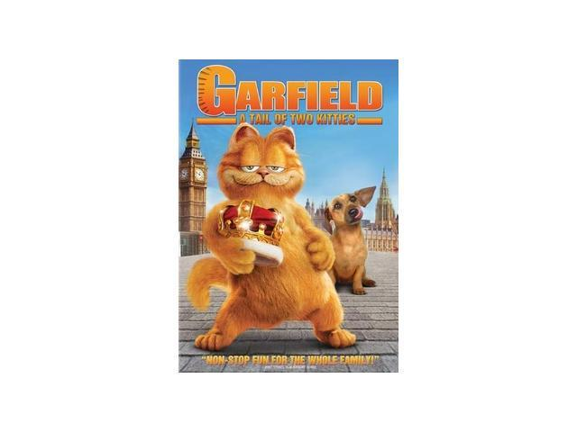 Garfield Tail Of Two Kitties Dvd Re Pkgd Newegg Com