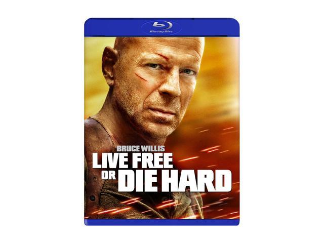Live Free or Die Hard DVD & Blu-ray Release Ad (2007)