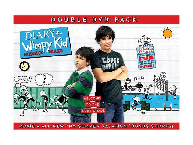 Diary of a Wimpy Kid: Rodrick Rules (Side-By-Side DVD/WS ...