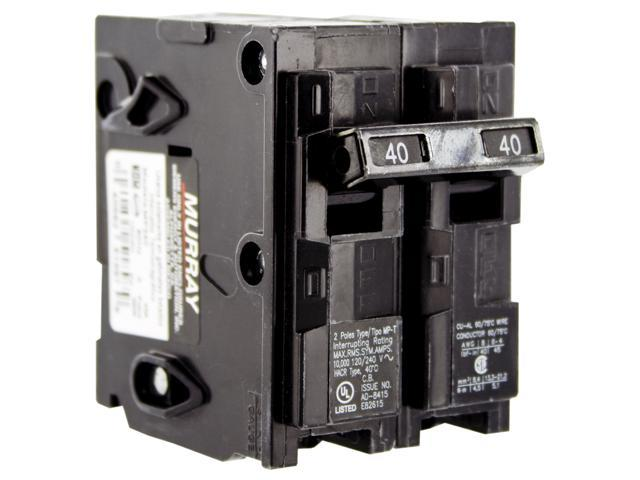 Siemens MP240 40 Amp Double Pole Circuit Breaker - Newegg com