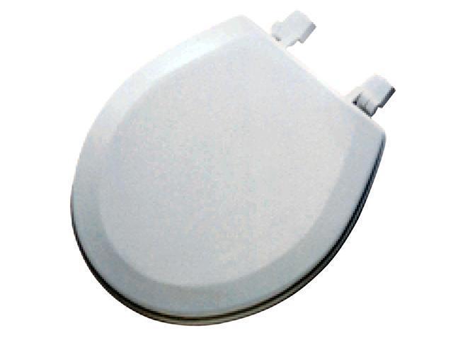 Awesome Mayfair 44Eca 000 White Enamel Toilet Seat Beatyapartments Chair Design Images Beatyapartmentscom