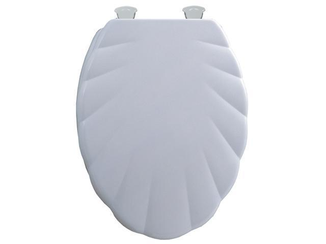 Admirable Mayfair 122Ec 000 Shell Elongated Toilet Seat Newegg Com Gmtry Best Dining Table And Chair Ideas Images Gmtryco