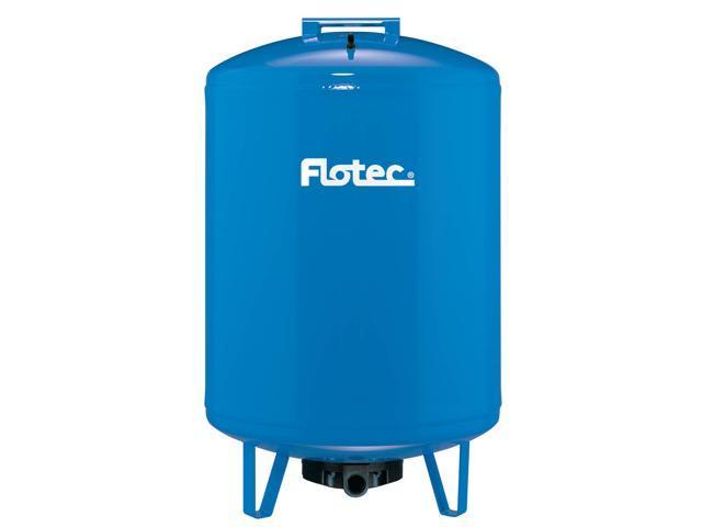 Pentair Flotec Fp7120 10 Vertical Pre Charged Pressure Water Tank 35 Gallon