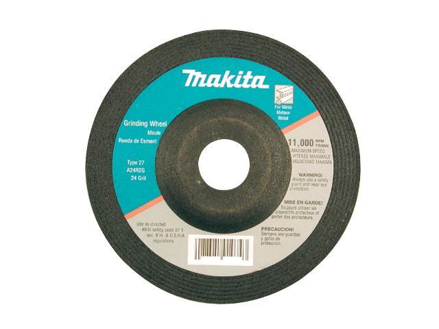 Makita 7414028 24 Grit Grinding Wheels Depressed Center 4