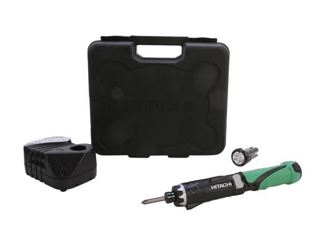 Hitachi Power Tools DB3DL2 3 6V Lithium Ion Screwdriver (1 5Ah) - Newegg com