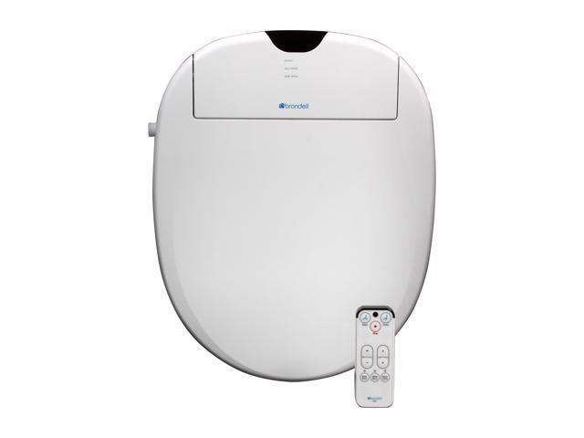 Fabulous Brondell S900 Rw Swash 900 Advanced Bidet Toilet Seat Round White Unemploymentrelief Wooden Chair Designs For Living Room Unemploymentrelieforg