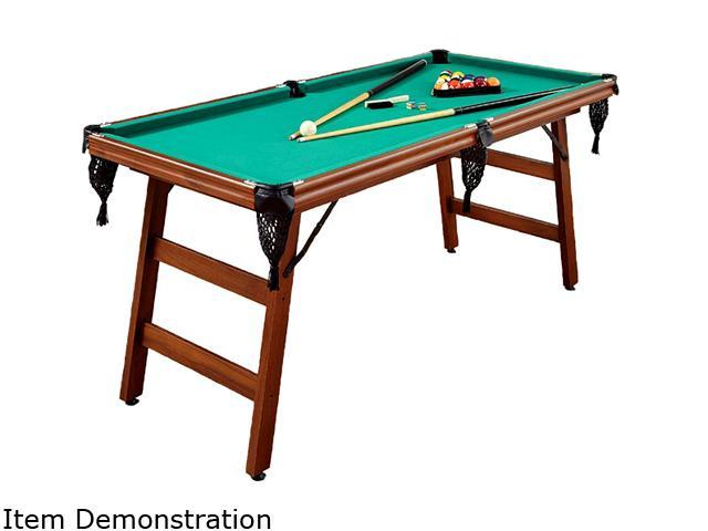 Home Styles The Real Shooter Foot Pool Table Neweggcom - Six foot pool table