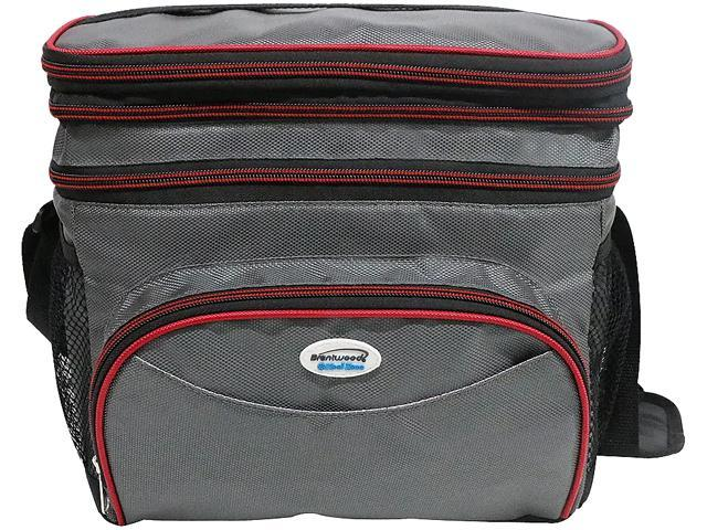 a63e3c09f834 Brentwood Appliances Kool Zone CB-1201 Insulated Cooler Bag with Hard  Liner, 12-Can - Newegg.com