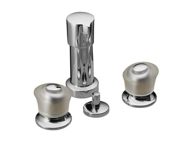 Kohler K 15286 7 Cp Coralais Bidet Faucet With Sculptured Acrylic