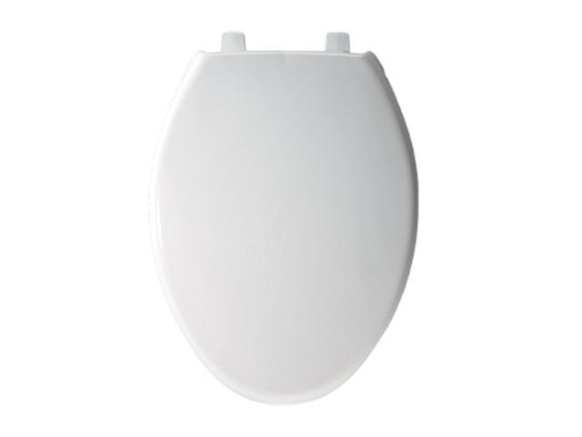 Fantastic Bemis 7800Tdg 000 Elongated Closed Front Toilet Seat White Onthecornerstone Fun Painted Chair Ideas Images Onthecornerstoneorg