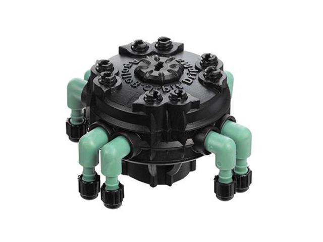 Orbit Automatic Sprinkler 3 Valve System Manifold Review ...